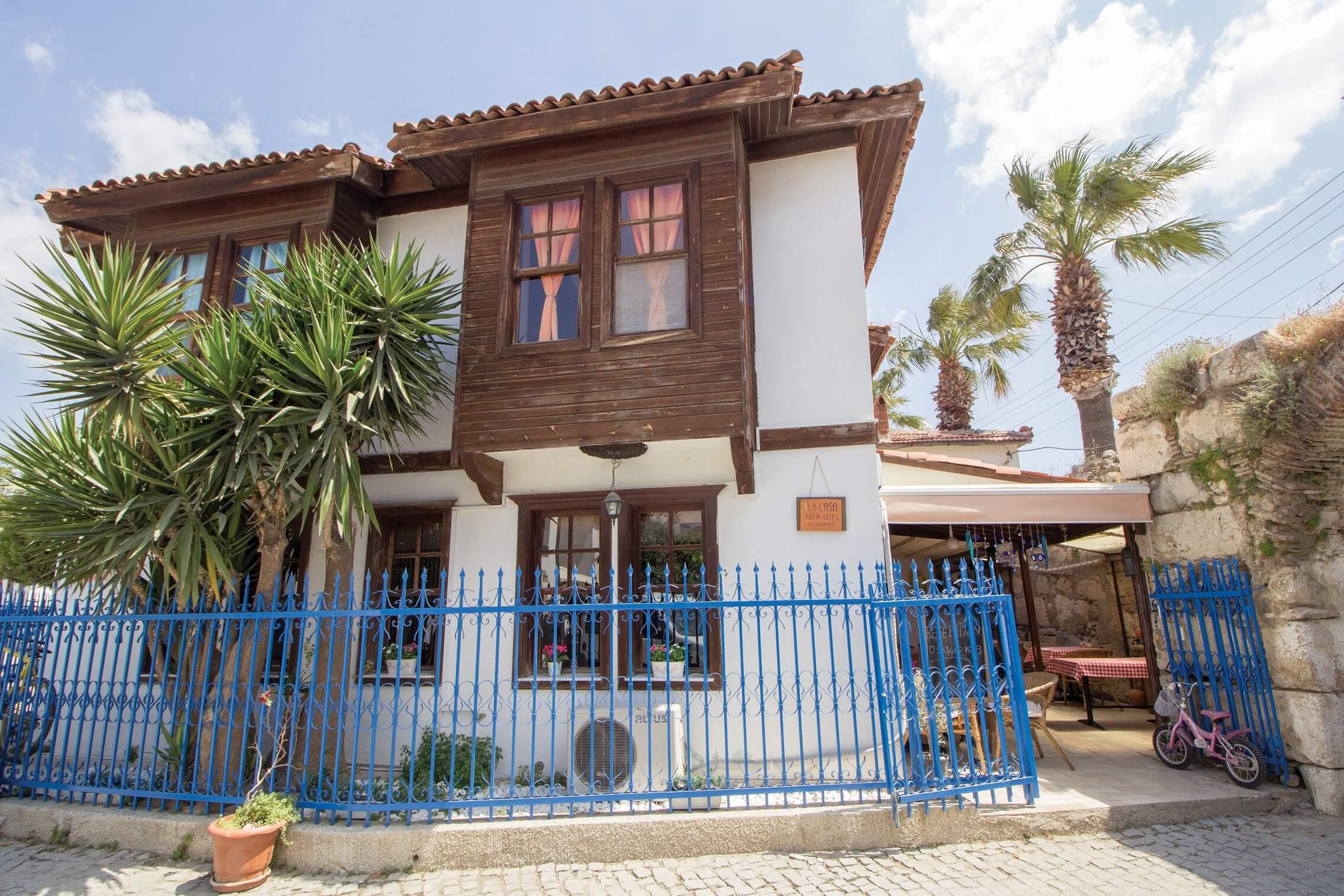 Sığacık La Casa Butik Otel