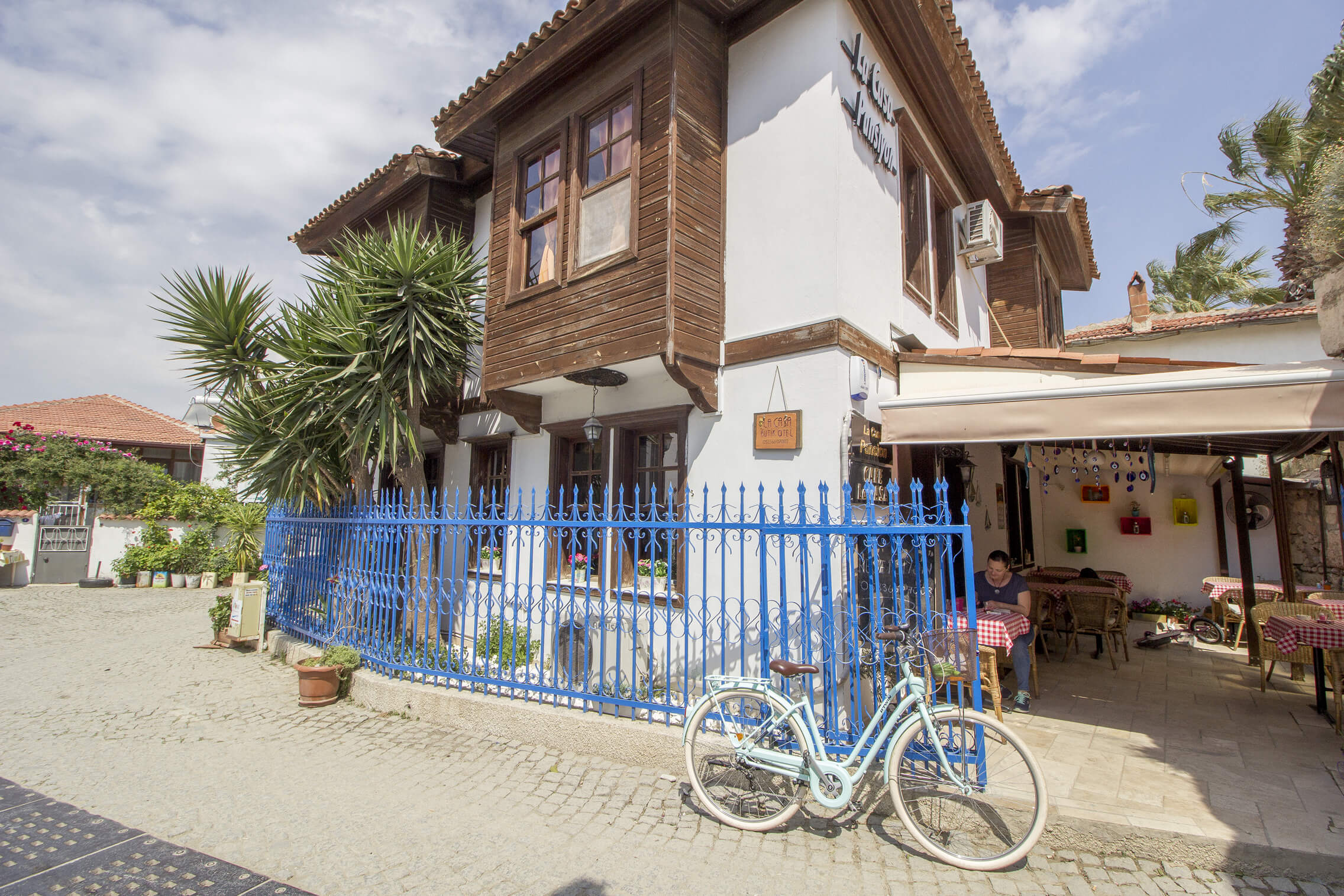 Sığacık La Casa Butik Otel & Cafe